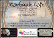 Bamboozle Cafe March 2011